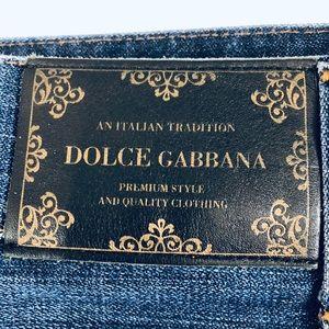Classic Dolce & Gabbana Jeans